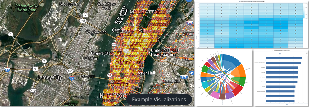 1.2 Billion NYC Taxicab Ride Analysis from 2009 to 2016