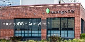 MongoDB HQ is shown with the words