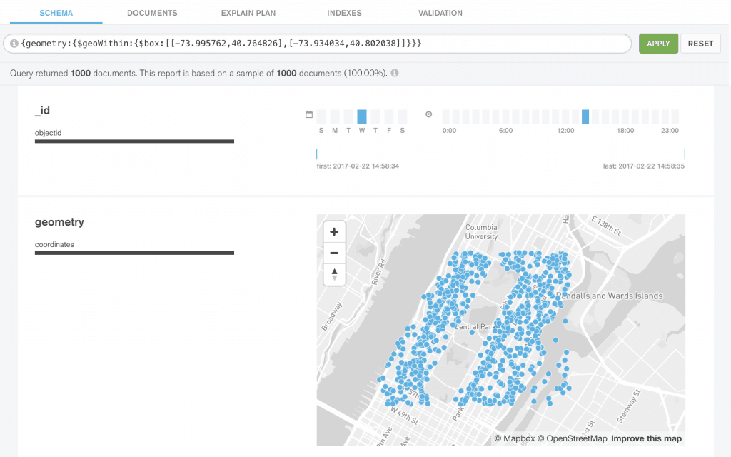 Visualize Geospatial Data With MongoDB Compass (Source - mongodb.com)
